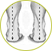 Icon radio normal pronation