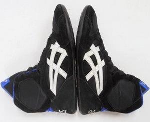 Asics split wrestling boots