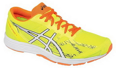 0 650 asics gel hyper speed 7 flash yellow black hot orange