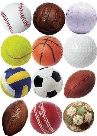 Размеры мяча для разных видов спорта, 2016 2fbc0038ffc