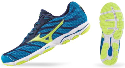 Обзор кроссовок для бега Mizuno Wave Hitogami 3 ab0e9766e9c