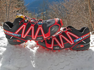 Salomon spikecross 3 cs 20