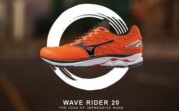 Mizuno wave rider 01