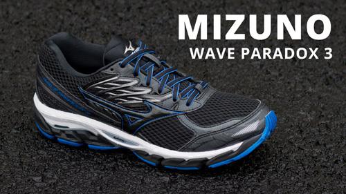 Обзор кроссовок Mizuno Wave Paradox 3  функциональное обновление 556c170131d