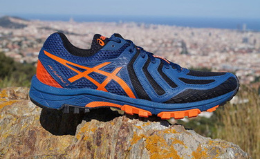 Asics gel fuji attack 5 1