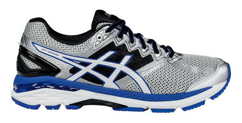 Asics GT 2000 4 Women's Running Shoes GreyBlack