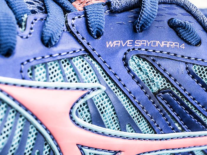 Обзор кроссовок Mizuno Wave Sayonara 4