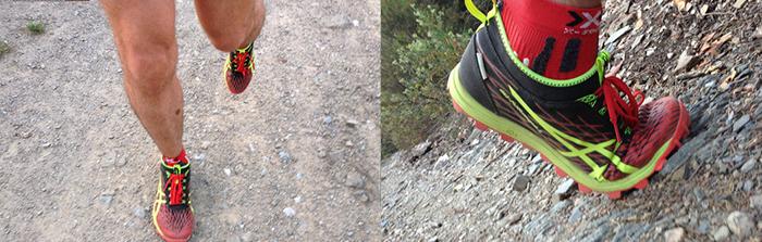 Обзор кроссовок Asics Gel Fuji Runnegade 2