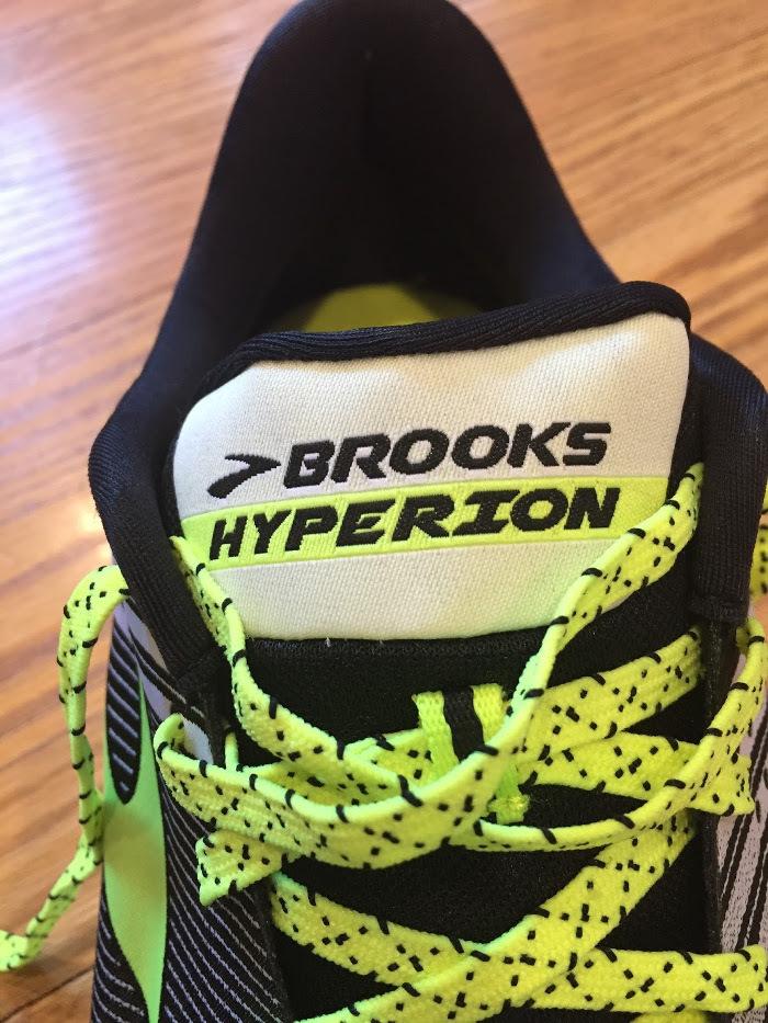Обзор кроссовок Brooks Hyperion