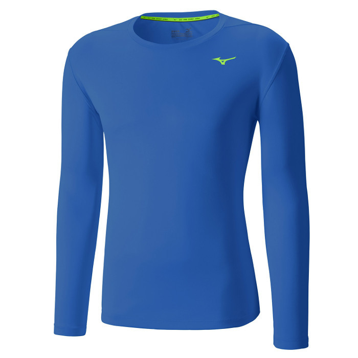 Рубашки для бега Mizuno осень-зима 2017