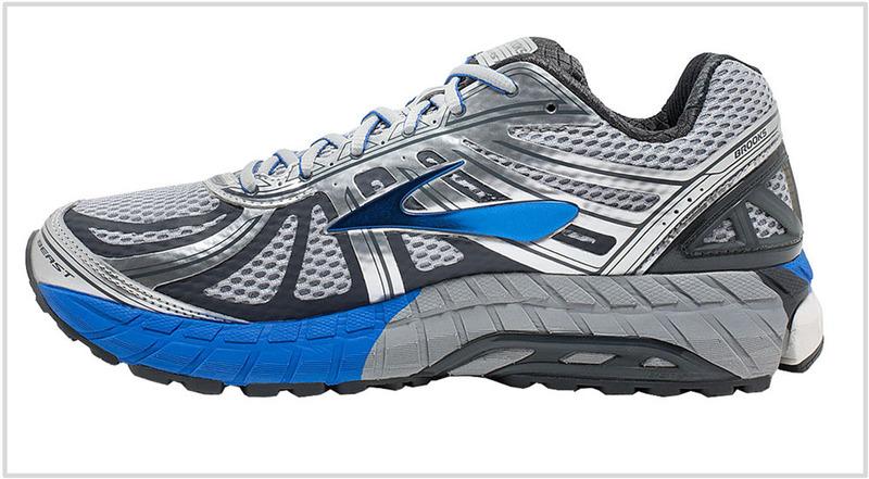 Посмотрите в сторону Brooks Beast 16. Ощущение массивности под ногами  создает многоплотная пенная межподошва, а сами кроссовки упакованы  дополнительными ... 57be9d35205