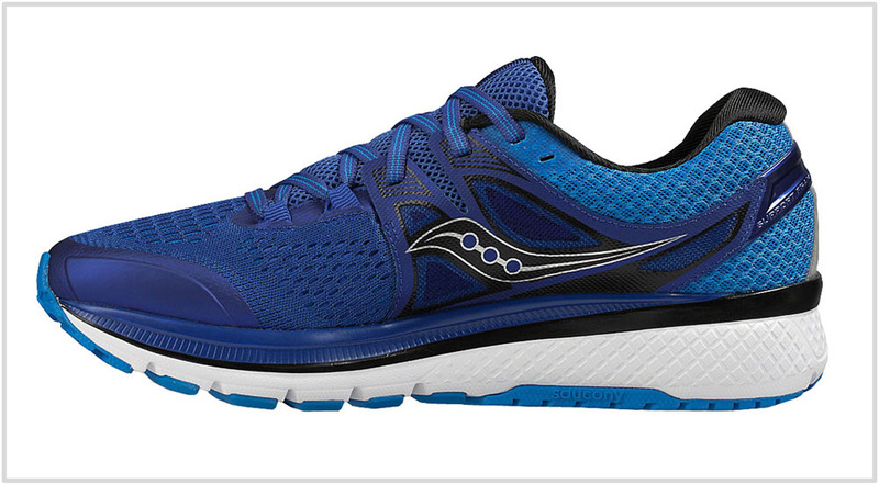 Saucony запускает новую линейку кроссовок ISO Series