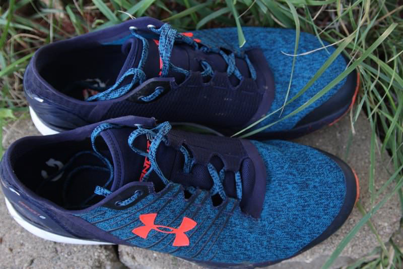 The Under Armour Charged Bandit 2