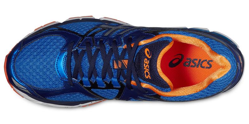 ASICS GT-3000 3. Комфорт внутри кроссовок обеспечивает мягкая плюшевая  набивка вокруг пятки и язычка. Как уже было сказано выше 9a91280bd30a4