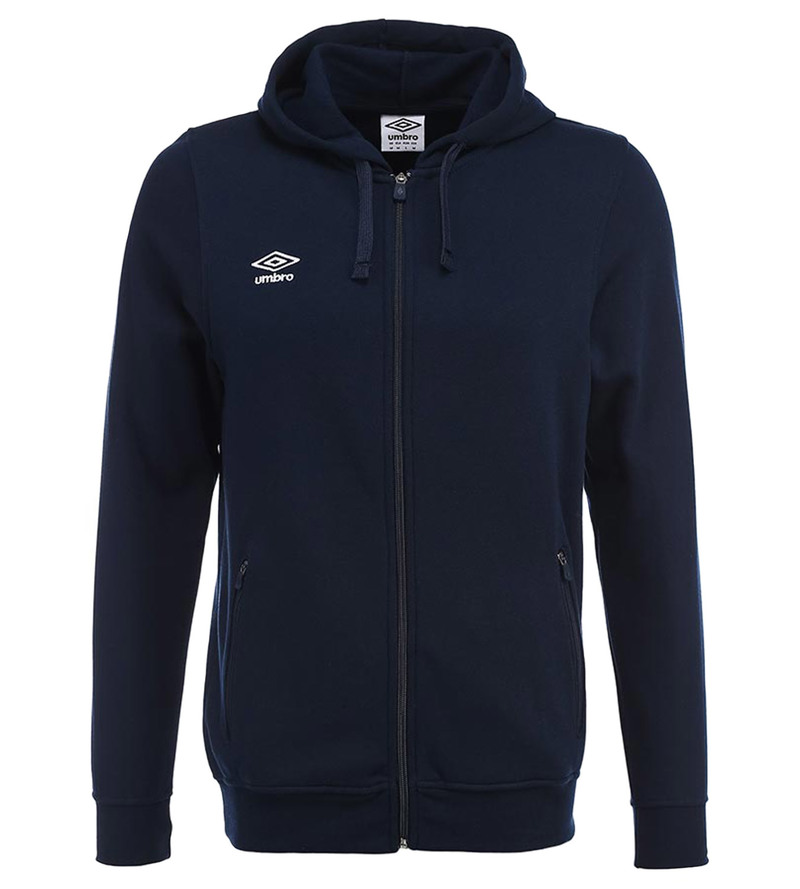 Umbro BASIC FULLZIP HOODED SWEAT