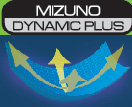 Mizuno Dynamic plus