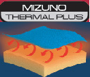 Mizuno thermal plus