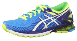 Asics gel kinsei 6 flash bluewhiteindigo blue t642n2