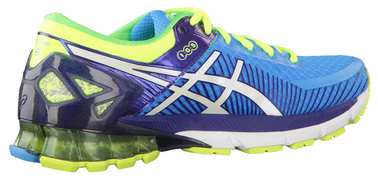 Asics gel kinsei 6 flash bluewhiteindigo blue t642n