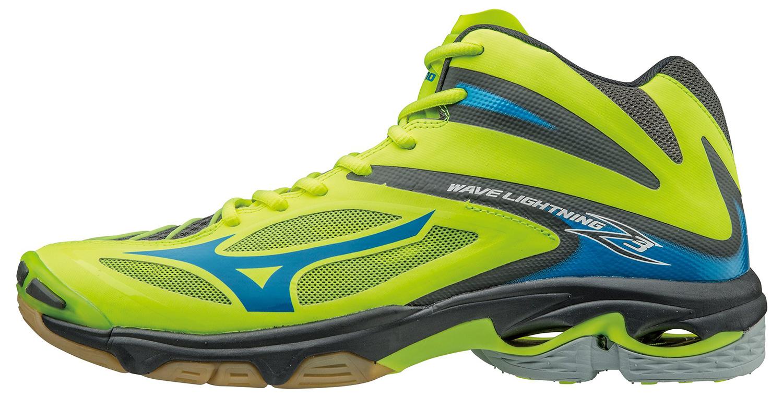 Mizuno Wave Lightning Z3 Mid Волейбольные кроссовки V1GA1705-22 ... 66c3e2789c7