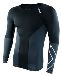 Ma3014a blk elite compression top long sleeve (1)