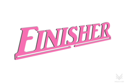Finisher pink