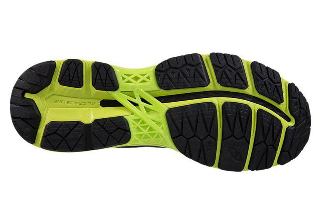 Asics Gel Kayano 24 Кроссовки для бега T749N 9085 купите в интернет ... d87459914068c