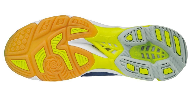 Mizuno Wave Lightning Z3 Mid Волейбольные кроссовки V1GA1705-71 ... 715578b4c92