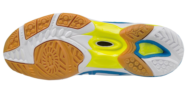 Mizuno Wave Hurricane 3 Волейбольные кроссовки V1GA1740-44 купите в ... ba21d56128c