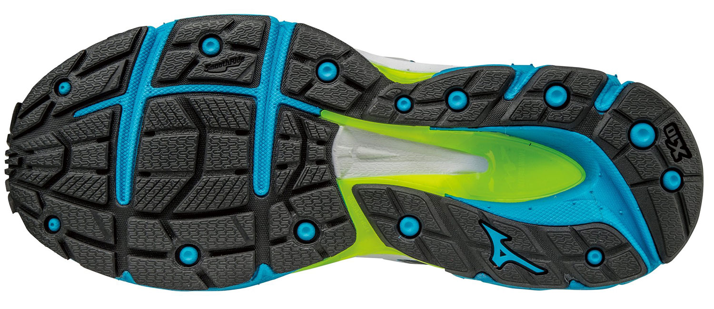 Mizuno Wave Paradox 3 Кроссовки для бега J1GC1612-02-sale купите в ... 5ad1d9deaff