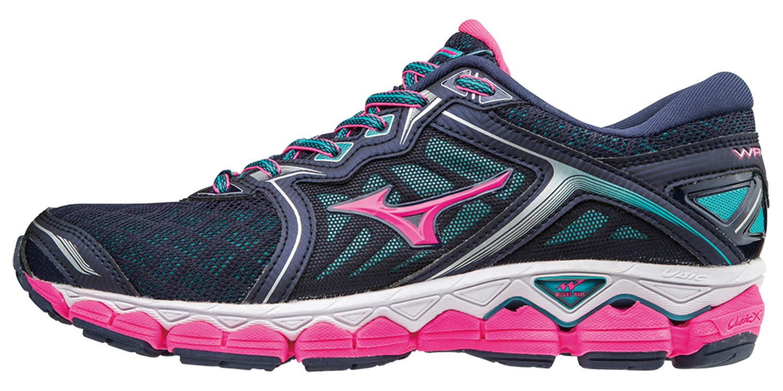 c66e083ad280 Mizuno Wave Sky (Women) Кроссовки для бега J1GD1702-63-sale купите в ...