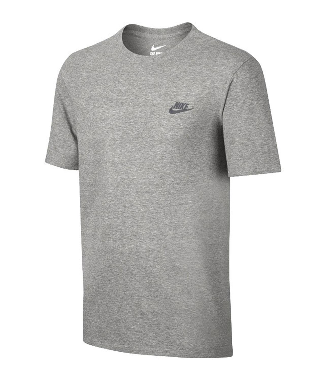 33bc3018 Nike Nsw Tee Club Embrd Ftra Футболки хлопковые 827021 063 купите в ...