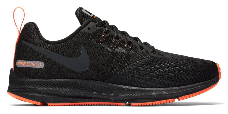 9b47dade Nike Air Zoom Winflo 4 Shield Running Shoe (Women) Кроссовки для ...