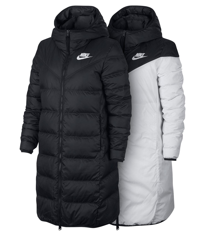 9513aa28 Nike Sportswear Windrunner Down Fill Parka Rev (Women) Пуховики ...