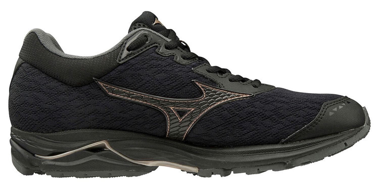 Details about  /Mizuno WAVE RIDER 22 GTX Women/'s Running Shoes Black Marathon Walking J1GD187905