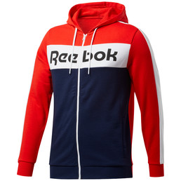 Reebok m training essentials logo fz red 1 870296