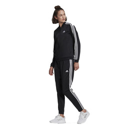 Essentials 3 stripes track suit black gm5534 21 model