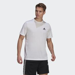 Aeroready designed to move sport tee white gm5509 21 model
