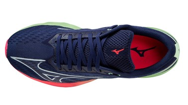 Mizuno wave shadow 5 scarpe da running uomo blue depth j1gc2130 25 c