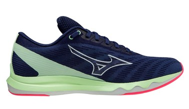 Mizuno wave shadow 5 scarpe da running uomo blue depth j1gc2130 25 b